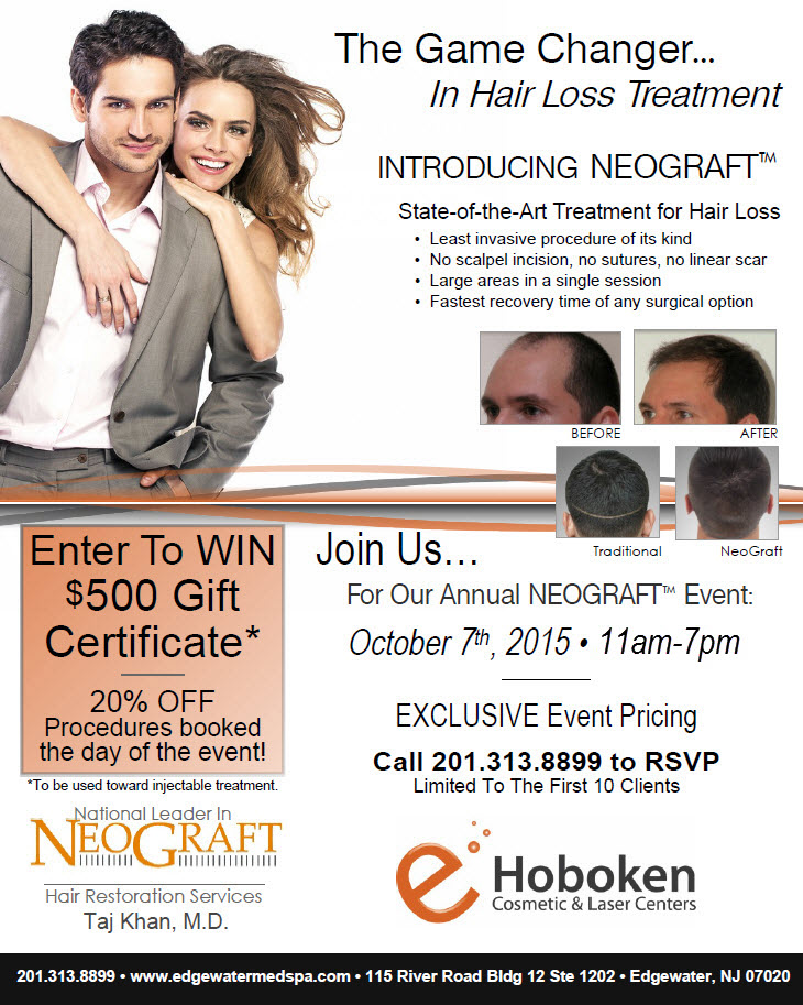 NeoGraft Event 10-7